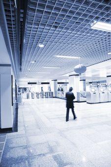 Free Subway Station Stock Photos - 8207143