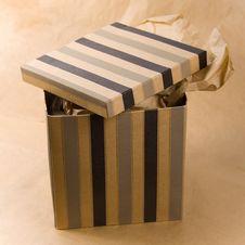 Free Gift Box Royalty Free Stock Image - 8207266