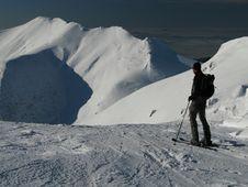 Free Skiing Stock Photos - 8207603