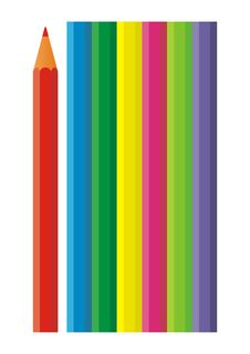 Pencils 2 Royalty Free Stock Photo