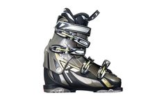 Free A Downhill Boot Stock Image - 8207911