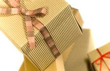 Free Cardboard Boxes Royalty Free Stock Image - 8208526