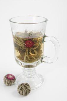 Free Cup Of Green Tea Stock Photos - 8208543