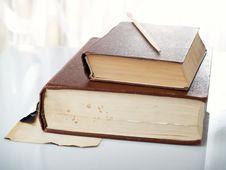 Free Two Books Stock Photo - 8208720