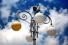 Free Streetlight Stock Image - 8209071