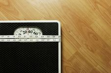 Free Weight Scale 8 Stock Photo - 8209180