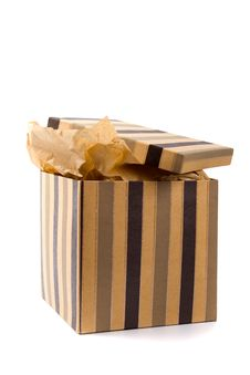 Free Gift Box Stock Images - 8209404