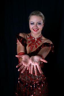 Free Latin Dancer Stock Photo - 8209710