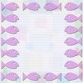 Free Fishey Frame Stock Image - 8210661