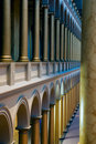 Free Columns And Arches Royalty Free Stock Photography - 8211457