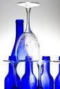 Free Bottles Royalty Free Stock Image - 8211516