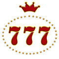 Free Logotype, Casino, Three Seven Stock Photos - 8213383