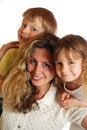 Free Happy Three Stock Image - 8214731