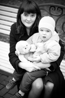Free Mother With Baby Stock Photos - 8210383