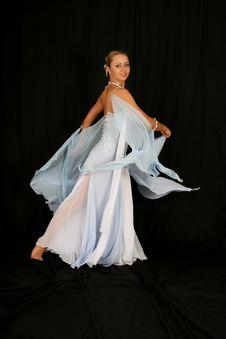 Free Dancer Royalty Free Stock Photo - 8210695