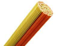 Free Bamboo Mats Royalty Free Stock Image - 8210936