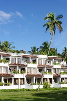 Free Hotel In Sri Lanka Royalty Free Stock Photos - 8211158