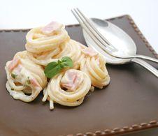Free Italian Pasta Royalty Free Stock Image - 8211616