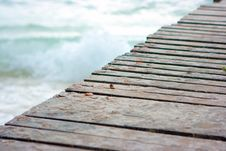 Free Wood Pier Stock Images - 8212144