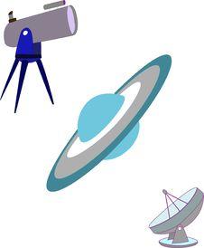 Free Astronomy Royalty Free Stock Image - 8212306