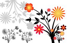 Free Floral Background Stock Images - 8212704