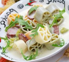 Free Fresh Pasta Stock Images - 8213514