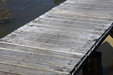 Free Wooden Bridge Stock Photos - 8214533