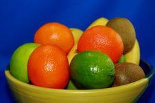 Free Fruit Basket Stock Photos - 8215253