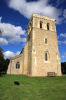 Free Garsington Church Royalty Free Stock Photo - 8215405