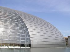 Free Beijing National Centre Royalty Free Stock Photos - 8215418
