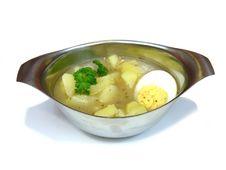 Free Sour Barley Soup Royalty Free Stock Photo - 8216405