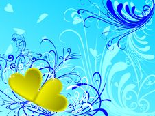 Free Floral Background Royalty Free Stock Photo - 8216575