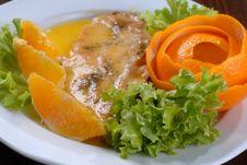Free Delicious Juicy Pork Stock Photography - 8216582