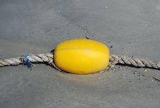 Free Yellow Float Royalty Free Stock Photo - 8217155
