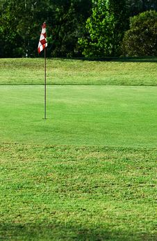Free Golf Course Stock Image - 8217461