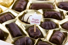 Free Assorted Chocolates Stock Photos - 8217553