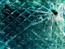 Free Cracks On Glass Royalty Free Stock Photo - 8218365