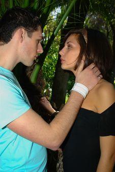 Free Loving Couple Stock Image - 8218491
