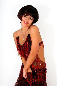 Free Latin Dancer Royalty Free Stock Image - 8218766