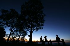 Free Sun Set Stock Image - 8218911