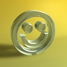 Free Smiley Royalty Free Stock Photo - 8218975