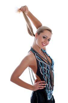 Free Latin Dancer Stock Photos - 8219003