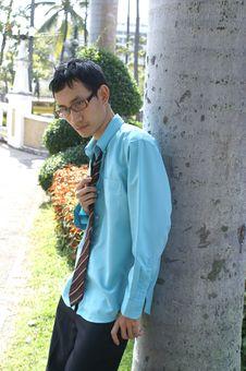 Young Boy Fashion Stock Photos