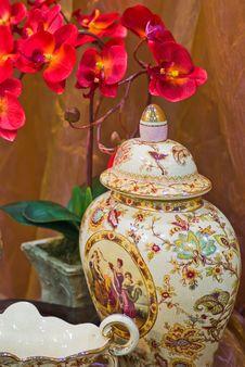 Free Vase Royalty Free Stock Image - 8219156