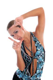 Free Latin Dancer Stock Photos - 8219163