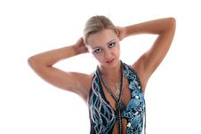 Free Latin Dancer Royalty Free Stock Images - 8219299