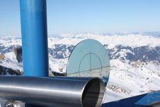 Free Austria. Mountains. The Alpes. Royalty Free Stock Photos - 8219548