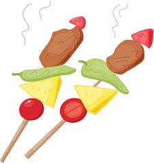 Free Kebab Stock Image - 8219591