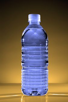 Free Water Bottle Stock Images - 8219594