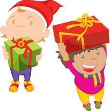 Free Christmas Stock Photography - 8219732